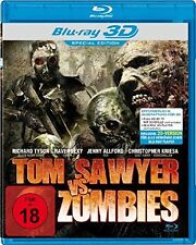 Tom Sawyer vs. Zombies - 3D Blu Ray Disc -