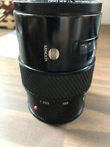 Minolta AF 100-200mm f/4.5, Minolta A-Mount, in Good Condition