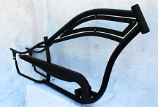 """new 26"""" Stretch Cruiser FAT  Bicycle Seattle 26 x 4.0 Frame matte black"""