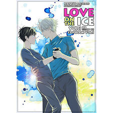 Yuri!!! on Ice YAOI Doujinshi ( Victor x Yuri Katsuki ) Love on the ice