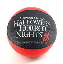 New Universal Studios 2016 Halloween Horror Nights 26 HHN Basketball Ball