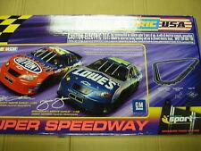 Scalextric USA C1158T Nascar Super Speedway Jeff Gordon Jimmy Johnson  RARE
