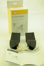 BURLEY EURO CAR SEAT ADAPTOR FOR THE BURLEY SOLSTICE + SOME MAXI-COSI £20 OFF