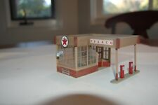 HO/HOn3 1940's Gas Station, Xpert Build & Weathering!! S/Sn3?