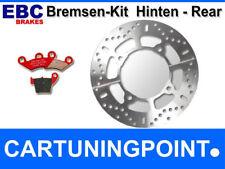 EBC Bremsen Kit HA KYMCO KXR 250 Mongoose Quad B2