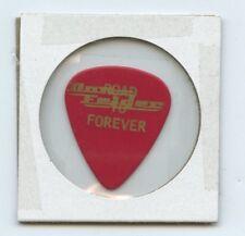 error Don Felder ex Eagles Road To Forever Guitar Pick - Both graphics same side