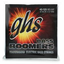 Ghs 5Ml-Dyb Boomers Bass Guitar Strings long scale 5-string set gauges 45-125