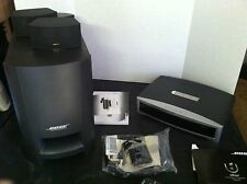 Bose 321 GSX series Ill Home Theater System Hdmi Output And Hard Drive For Music