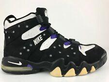Nike Air Max 2 CB 94 Charles Barkley White Black 305440-012 Mens Size 12