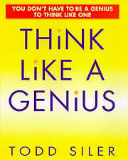 Siler, Todd, Think Like a Genius, Very Good Book