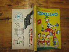 WALT DISNEY TOPOLINO LIBRETTO NUMERO 728 PRESENTI PUNTI CLUB 9 NOVEMBRE 1969