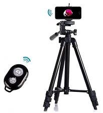 Professional Tripod Mount Holder Camera Bluetooth Remote Shutter iPhone 7&7+