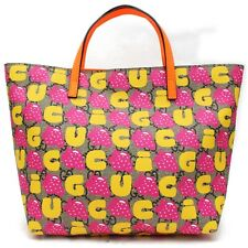 Authentic Gucci Tote Bag Children's Strawberry Print Kids' Line 410812 1601590
