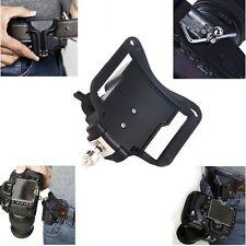 Hard Waist Mount Holder Strap Buckle Hanger Clip Belt For DSLR Digital Camera UK