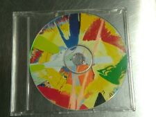Damien Hirst Spin Painting CD * Collectible Limited Edition *