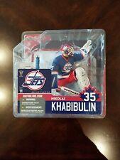 McFarlane NHL Series 11 Nikolai Khabibulin Winnipeg Jets