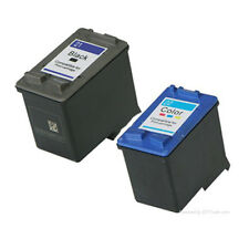 HP21+HP22 Reman Ink Cart 400% More Ink Deskjet 3910 3930v D1311 D1320 D1455