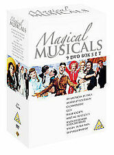 Magical Musicals Collection (DVD, 2009, 9-Disc Set, Box Set)   FREE POST IN UK