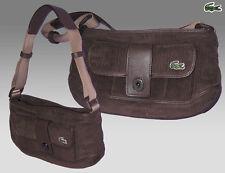 LACOSTE SHOULDER BAG Baguette Fashion 6 Chocolate Brown