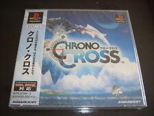 Chrono Cross Sony Playstation Japan NEW