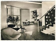 BERLIN--CHARLOTTENBURG Wilhelm-Weskann-Haus / MÖBEL DESIGN * Foto-AK um 1950