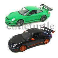 Welly Porsche 911 997 GT3 RS 1:24 - 1:27 Diecast Model Display Toy Car 22495