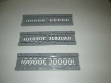 MODEL RAILWAY ( ROCO ) BRIDGE SECTIONS X 3 suit HORNBY