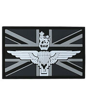 Parachute Regiment PVC Hook Moral Badge Military Patch airsoft paintball