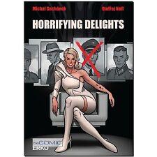 Horrifying Delights 1 SABA Ondrej Neff Science Fiction Spionage 2.Weltkrieg HC