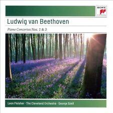 Beethoven Piano Concertos Nos. 1 & 3 (CD, 2012) Free Shipping !!!