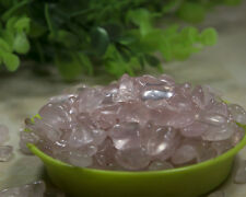 50g+ Nature of the original clear rose quartz crystal points in Madagascar