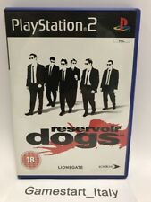 RESERVOIR DOGS LE IENE - SONY PS2 - VIDEOGIOCO USATO - USED PAL VERSION