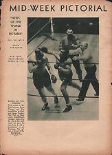 Primo Carnera vs. Ray Impellittiere Cover