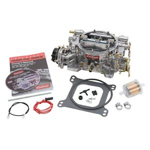 Edelbrock 1406 Electric Choke Edelbrock Performer Carburetor