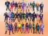 Lot of 5 Random DC Young Justice League Batman Aquaman Atom Savage Joker Figure