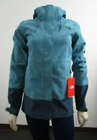 NWT Womens The North Face TNF Apex Flex Dryvent Hiking Waterproof Jacket - Blue