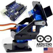 Arduino Pan & Tilt Mounting Starter Kit with Funduino UNO R3 - Robot DIY TTL
