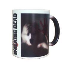 The Walking Dead Zombie Ceramic Mug Heat Sensitive Color Changing Coffee Tea Mug