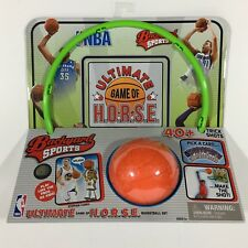 Over The Door Basketball Hoop Office Indoor NBA Game Of Horse Backyard Sports