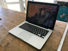 "Apple Macbook Pro 13"" Intel Core 2 Duo 2.4GHz, 4GB RAM, 320GB HDD A1278 (2010)"