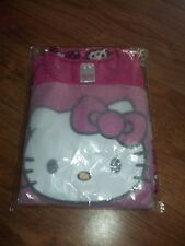 BNIP GIRLS PINK HELLO KITTY PYJAMA AGE 7-8 YEARS *NEW*