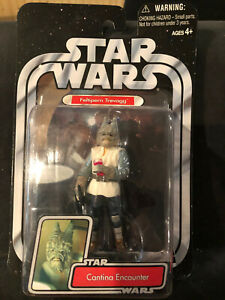 Vintage Star Wars 2004 Feltipern Trevagg Cantina Encounter