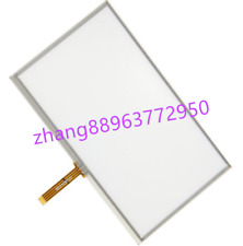 "5.0"" HSD050IDW1 AT050TN33 resistive touch screen digitizer panel for 120*74mm"