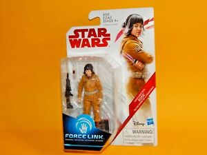 Star Wars The Last Jedi Force Link 3 3/4 Inch Rose Action Figure