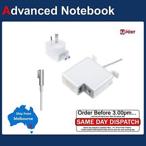 Power Adapter charger Mag 1 L for  Mac Macbook Pro 13 A1184 A1344  A1278