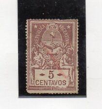 Argentina Valor Fiscal (CG-426)