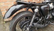 TRIUMPH  T120 BONNEVILLE BLACK  REAR FENDER, SMOOTH