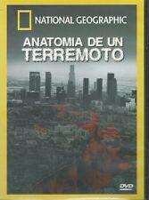 National Geographic anatomy de un terremoto