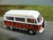 1/87 Brekina VW T2 Camper Tiger Sondermodell Reinhardt