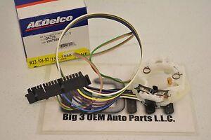 1969-1981 Chevrolet Corvette Hazard Turn Signal Control Switch new OEM 1997988